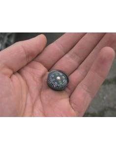 Brújula botón Explorer de BCB