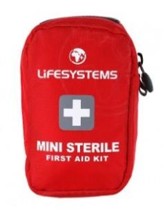 Mini botiquín de primeros auxilios estéril LifeSystems Mini Sterile
