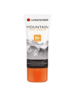 Crema solar de montaña LifeSystems Mountain Factor 50+
