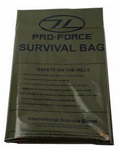 Highlander Green Survival and Emergency Bag
