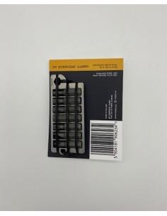Keychain multi-tool 7 in 1