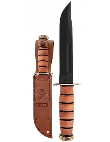 Cuchillo Ka-Bar USMC Presentation Grade Knife