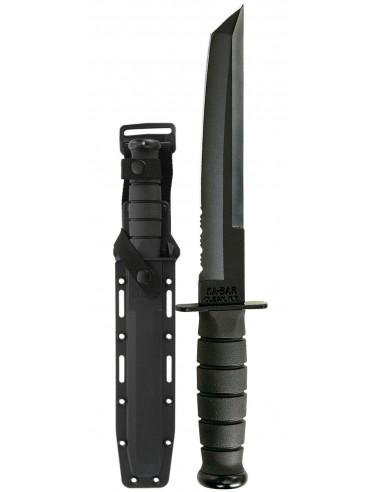 Cuchillo Ka-Bar Tanto-Black