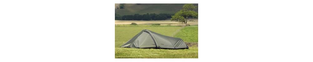 Abris, camping et bivouac